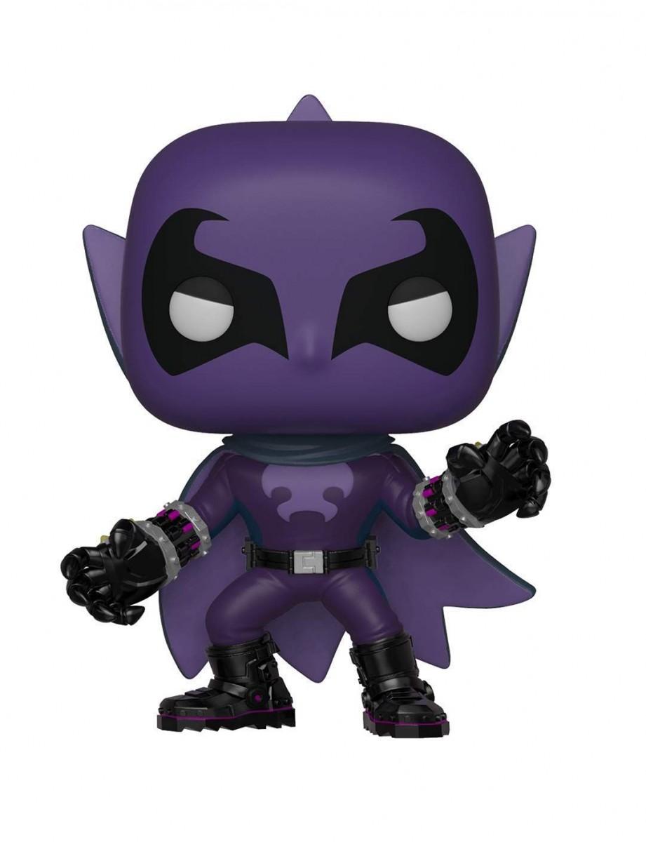 Фигурка Funko POP! Bobble: Бродяга (Prowler) Человек-паук: Через вселенные (Animated Spider-Man) (33980) 9,5 см