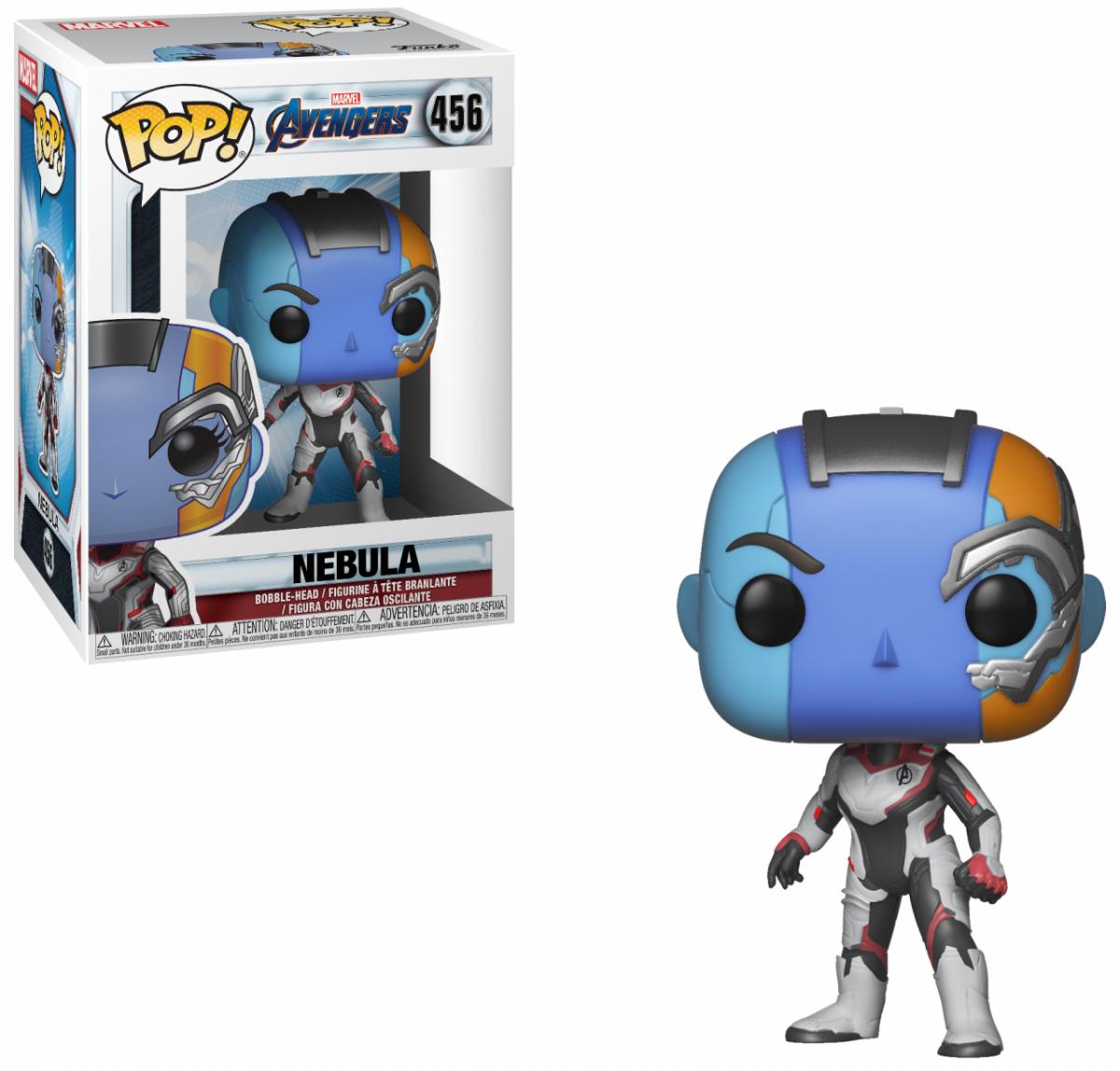 Фигурка Funko POP! Bobble: Небула (Nebula) Мстители: Финал (Avengers Endgame) (36667) 9,5 см