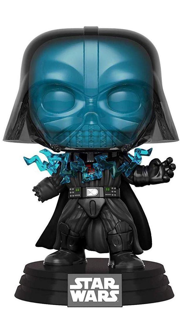 Фигурка Funko POP! Bobble: Звёздные Войны (Star Wars): Электрический Дарт Вейдер (Electrocuted Vader) (37527) 9,5 см