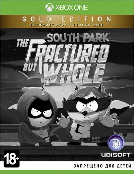 South Park: The Fractured but Whole. Gold Edition Русская Версия (Xbox One)