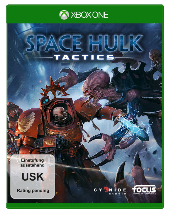 Space Hulk: Tactics Русская Версия (Xbox One)