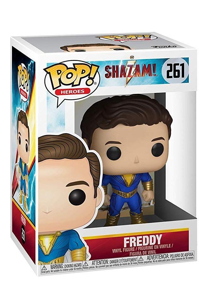 Фигурка Funko POP! Vinyl: Фредди (Freddy) Шазам! (Shazam!) (36809) 9,5 см