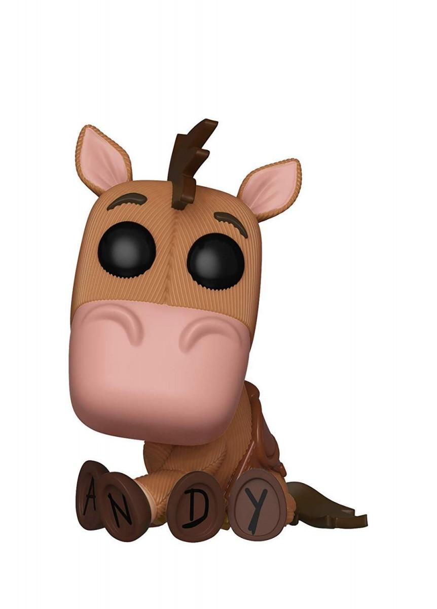Фигурка Funko POP! Vinyl: Булсай (Bullseye) История игрушек (Toy Story) (37013) 9,5 см