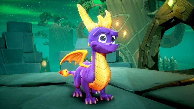 Spyro Reignited Trilogy (Спайро Трилогия) (Xbox One)