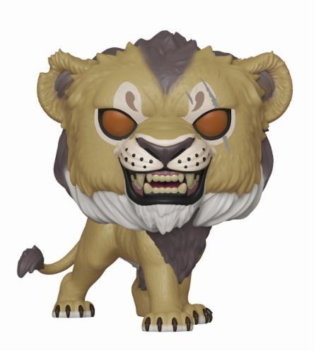 Фигурка Funko POP! Vinyl: Шрам (Scar) Король лев (The Lion King (Live Action)) (38546) 9,5 см