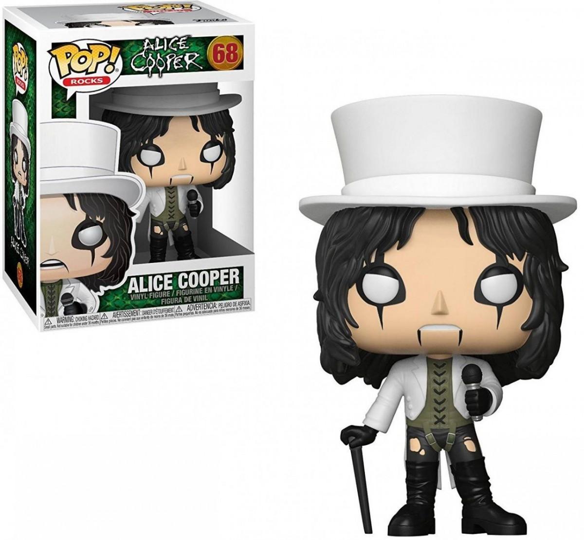 Фигурка Funko POP! Vinyl: Элис Купер (Alice Cooper) Рок (Rocks) (30206) 9,5 см