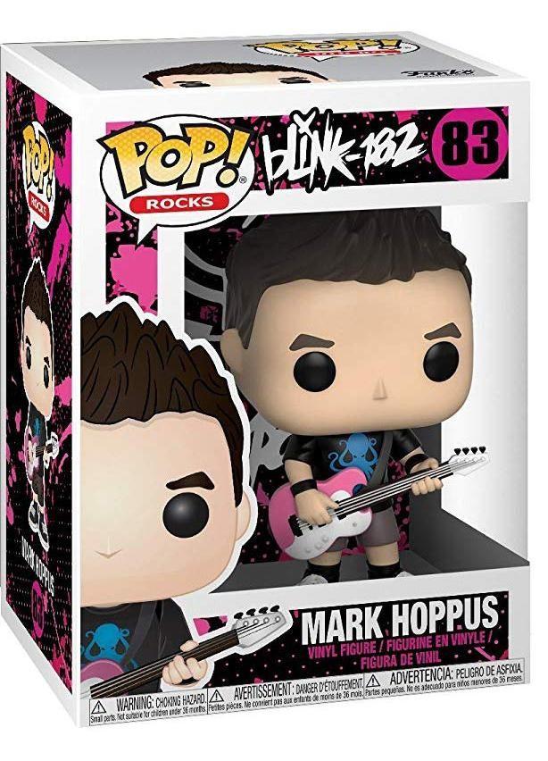 Фигурка Funko POP! Vinyl: Марк Хоппус (Mark Hoppus) Рок: Блинк 182 (Rocks: Blink 182) (32693) 9,5 см