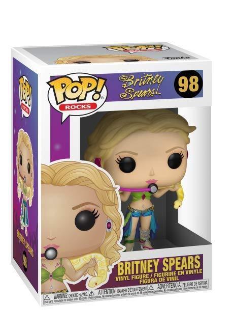 Фигурка Funko POP! Vinyl: Бритни Спирс (Britney Spears: Slave 4U) (36651) 9,5 см