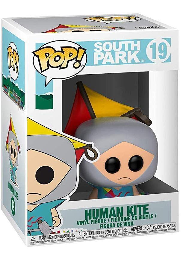 Фигурка Funko POP! Vinyl: Кайл Брофловски (Human Kite) Южный Парк (South Park W2) (32864) 9,5 см