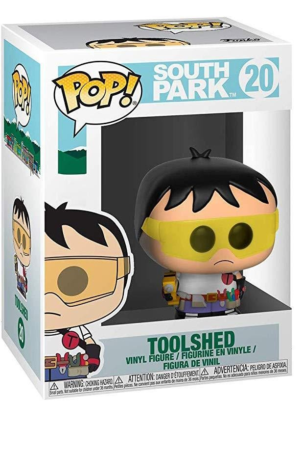 Фигурка Funko POP! Vinyl: Стэн Марш (Toolshed) Южный Парк (South Park W2) (34861) 9,5 см
