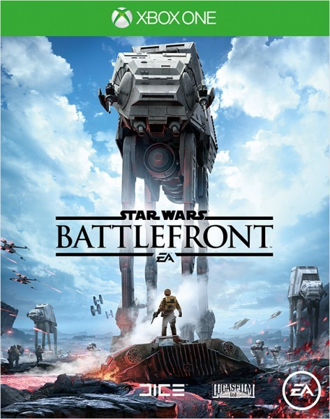 Star Wars: Battlefront (Битва за Джакку) Русская Версия (Xbox One)