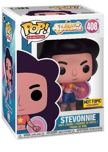 Фигурка Funko POP! Vinyl: Стивонни (Stevonnie (Exc)) Вселенная Стивена (Steven Universe) (32092) 9,5 см
