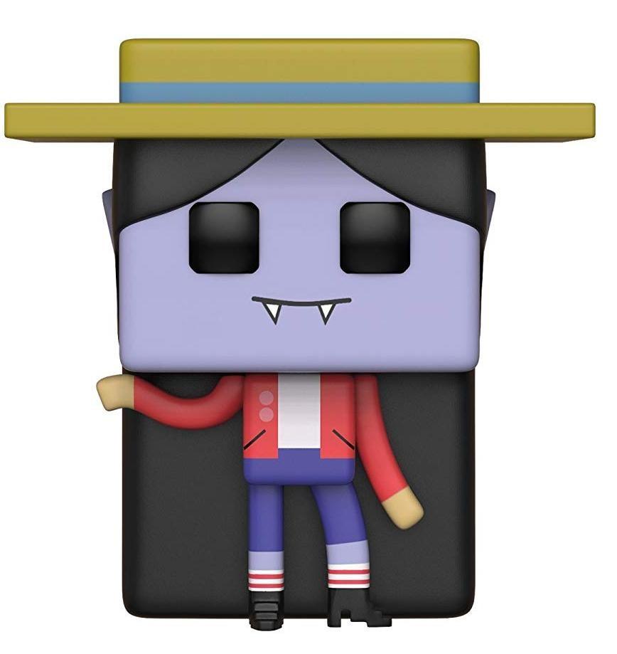 Фигурка Funko POP! Vinyl: Марселин (Marceline) Время приключений/Майнкрафт 1 Сезон (Adventure Time/Minecraft S1) (32243) 9,5 см