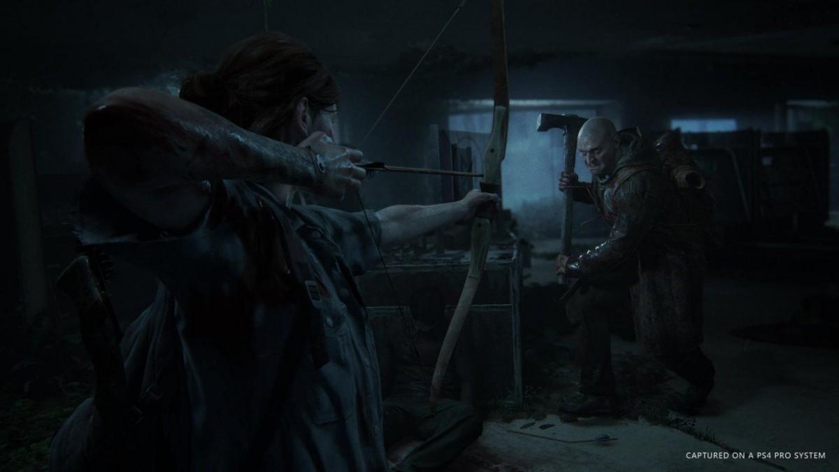 Одни из нас 2 (The Last Of Us II) Специальное издание (Special Edition) (PS4)