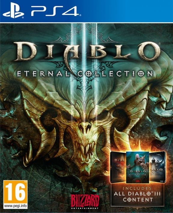 Diablo 3 (III): Eternal Collection (PS4)