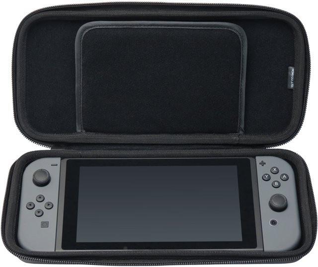 Чехол и защитная плёнка для Nintendo Switch (оригинал)