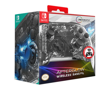 Геймпад PDP Afterglow Wireless Deluxe (Switch)