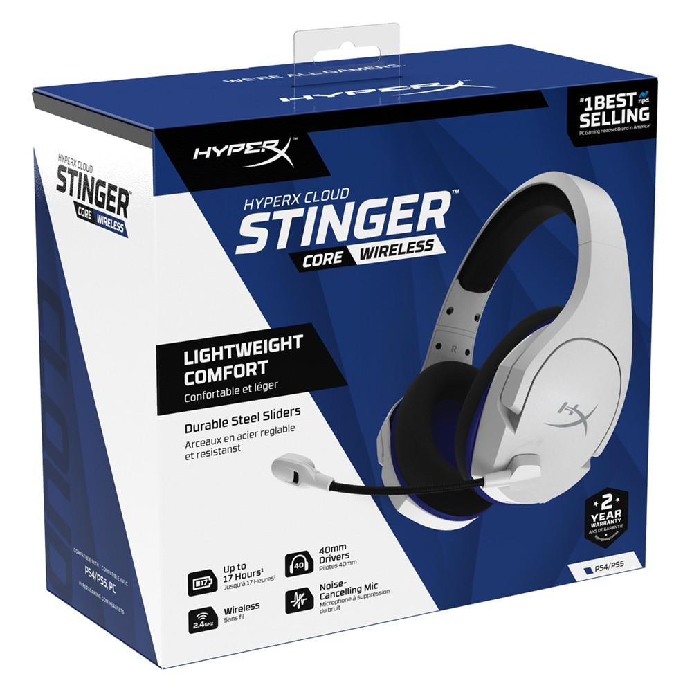 Гарнитура HyperX Cloud Stinger Core Wireless PS4/PS5