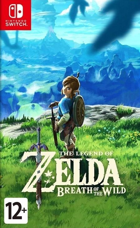 Nintendo Switch + The Legend of Zelda: Breath of the Wild