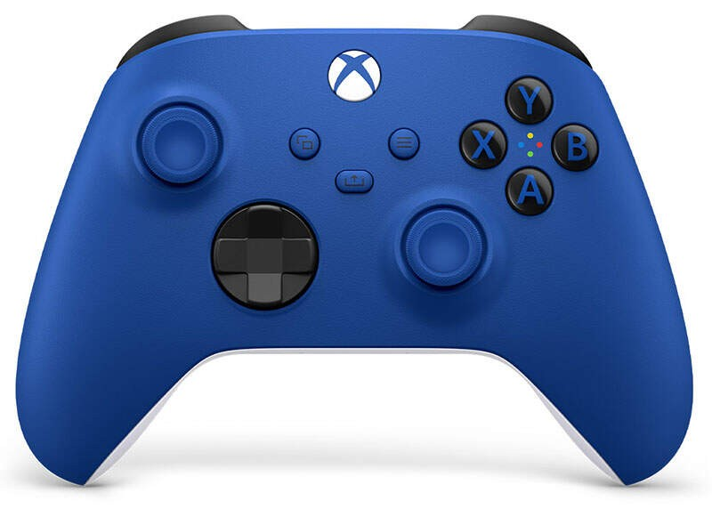 Геймпад для XBOX Series X|S (Shock Blue)