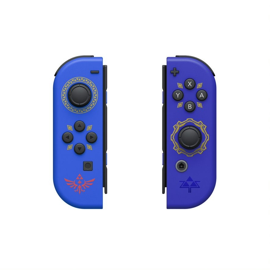 Два контроллера Joy-Con (The Legend of Zelda: Skyward Sword)