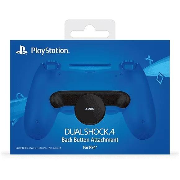 Модуль с дополнительными кнопками Sony DualShock 4 Back Button Attachment (CUHYA-0100) Оригинал (PS4)
