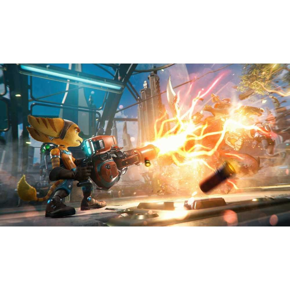 Ratchet and Clank: Сквозь миры (PS5)