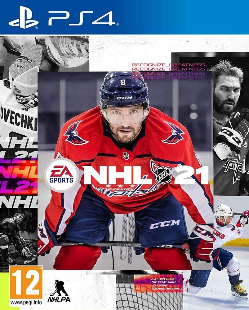 NHL 21 (PS4) ENG