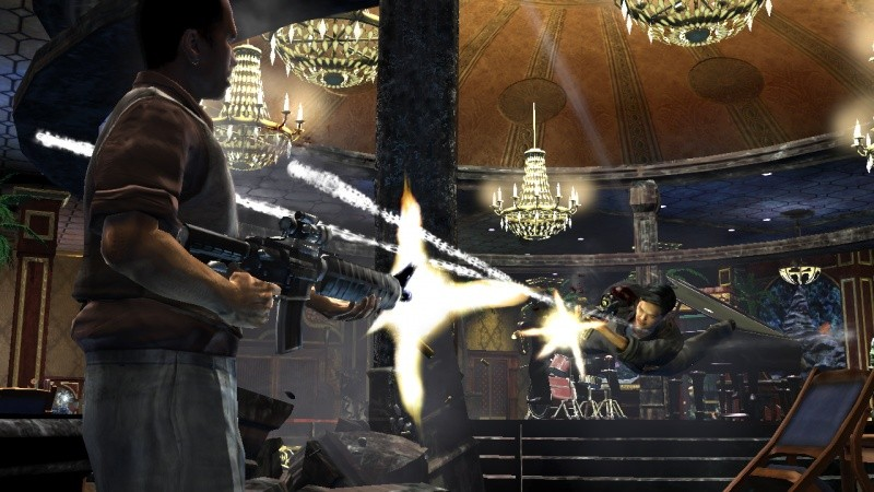 Stranglehold (John Woo Presents) (PS3)