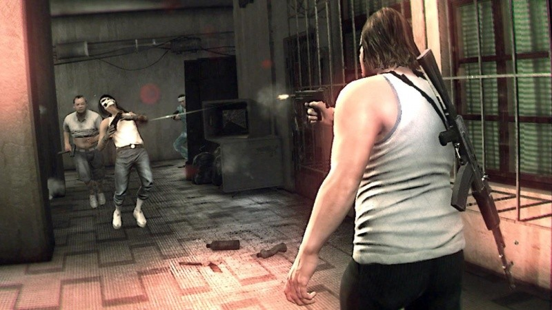 Kane and Lynch 2: Dog Days (PS3)