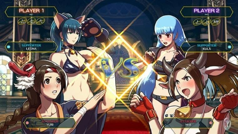SNK Heroines: Tag Team Frenzy (PS4)