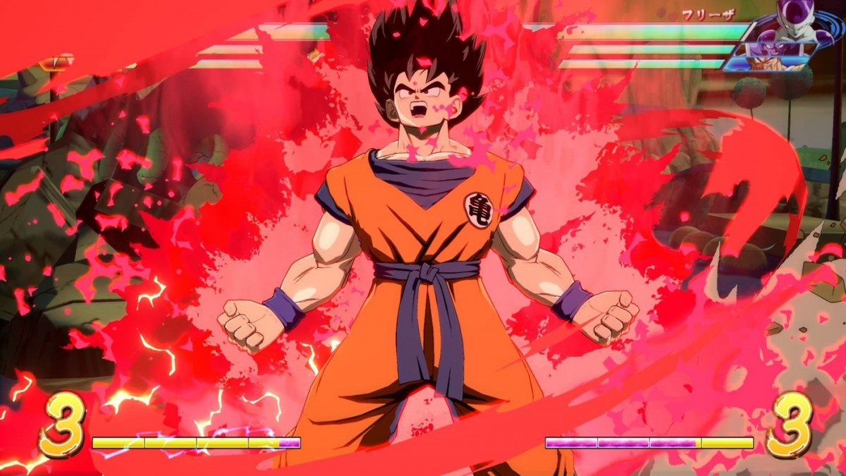 Dragon Ball FighterZ Русская версия (Switch)