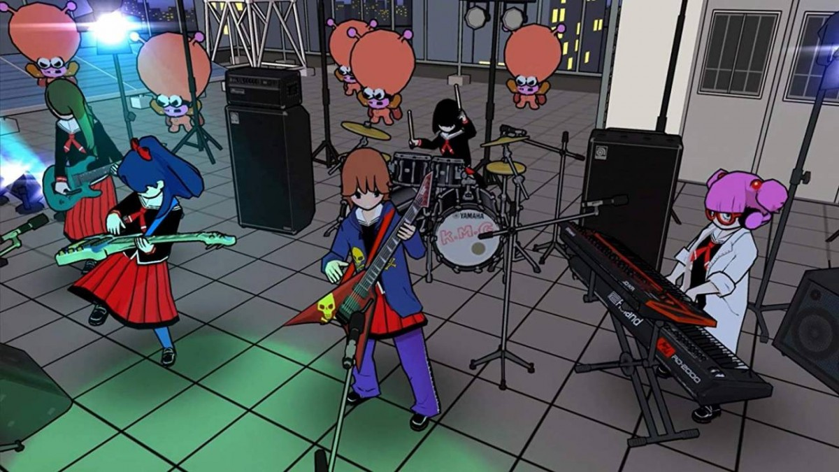 Gal Metal World Tour Edition (Switch)