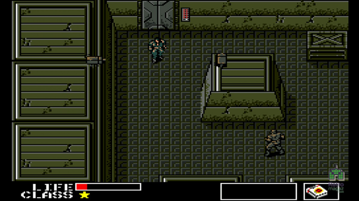 Картридж Метал Гир Солид (Metal Gear Solid) (16 bit) для Сега