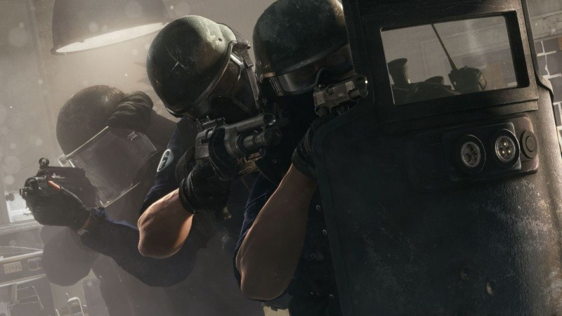 Tom Clancy's Rainbow Six: Осада (Siege) Русская Версия (Xbox One)