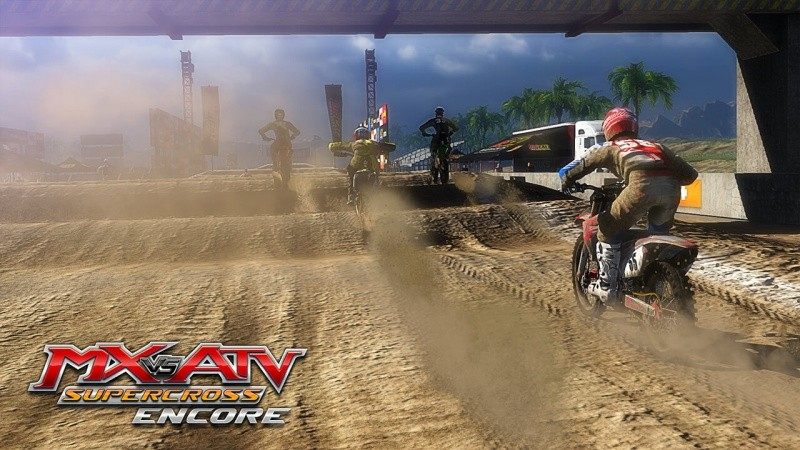 MX vs ATV: Supercross Encore Edition (Xbox One)