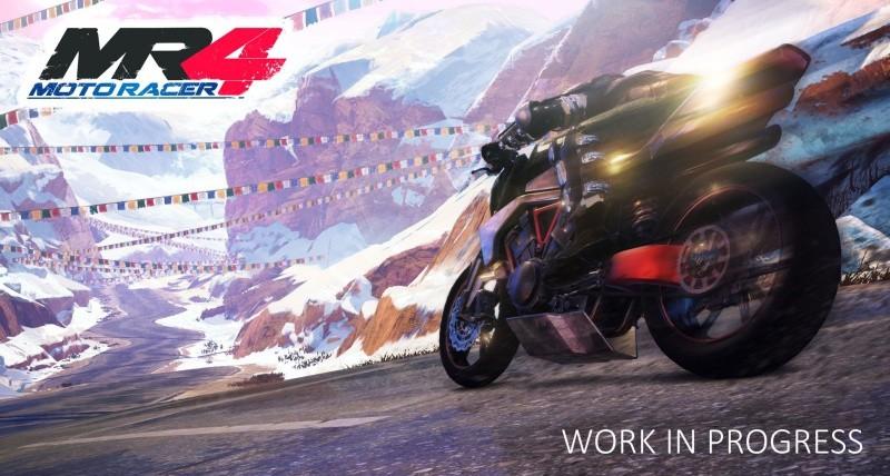 Moto Racer 4 Русская Версия (Xbox One)