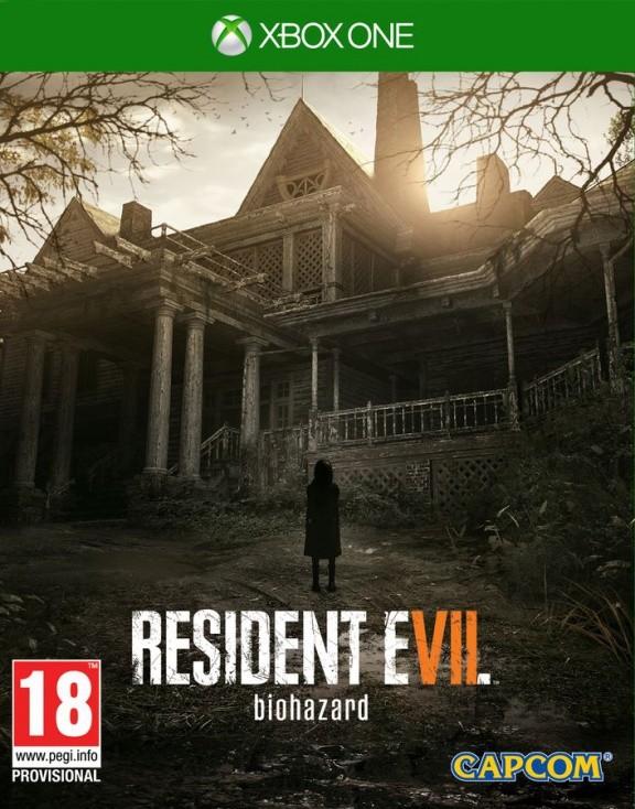 Resident Evil 7 biohazard Русская Версия (Xbox One)