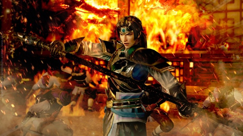 Dynasty Warriors 8: Xtreme Legends Полное издание (Complete Edition) (PS4)
