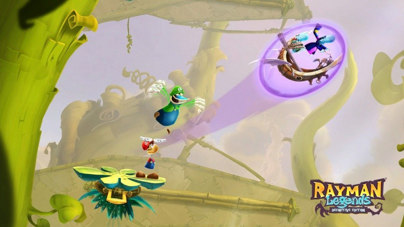 Rayman Legends: Definitive Edition Русская Версия (Switch)