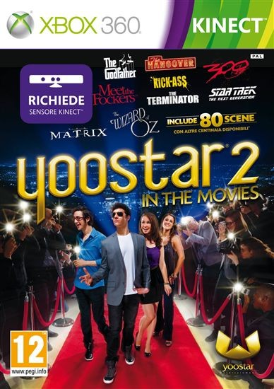 Yoostar 2: In The Movies для Kinect (Xbox 360)