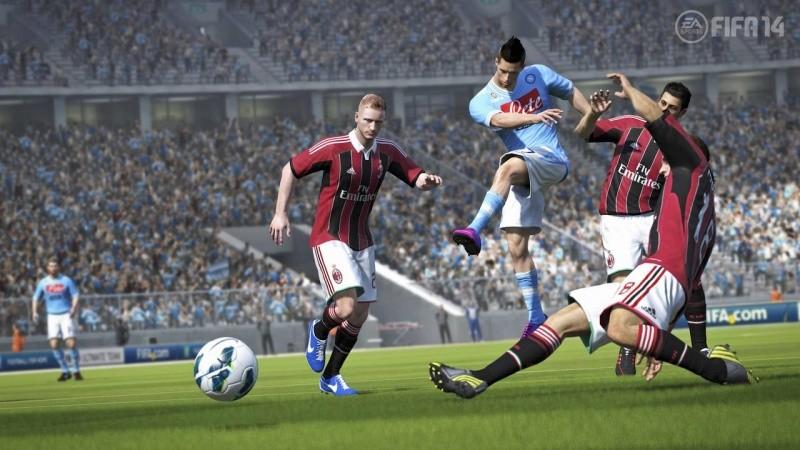FIFA 14 Код на загрузку игры (Xbox One)