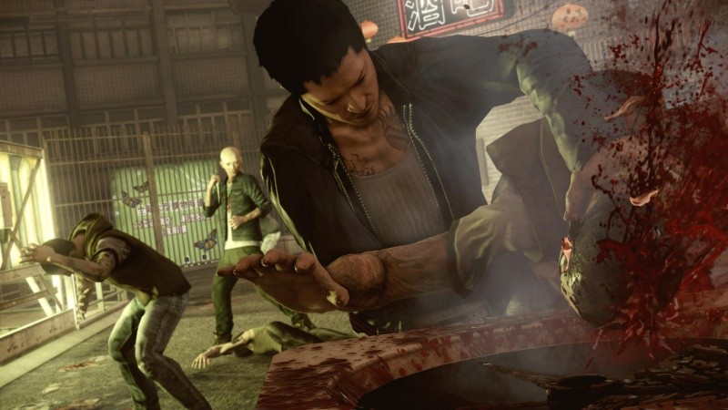 Sleeping Dogs: Definitive Edition Русская Версия (Xbox One)