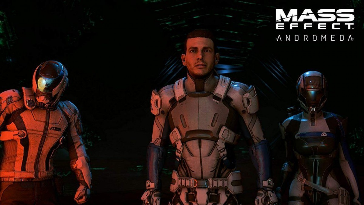 Mass Effect Andromeda Deluxe Edition Русская Версия (Xbox One)