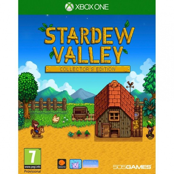 Stardew Valley Collector's Edition (Xbox One)