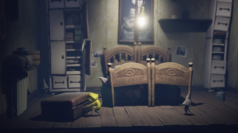 Little Nightmares Русская версия (Xbox One)