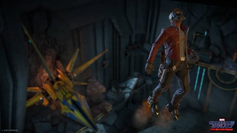 Guardians of the Galaxy (Стражи галактики): The Telltale Series Русская Версия (Xbox One)