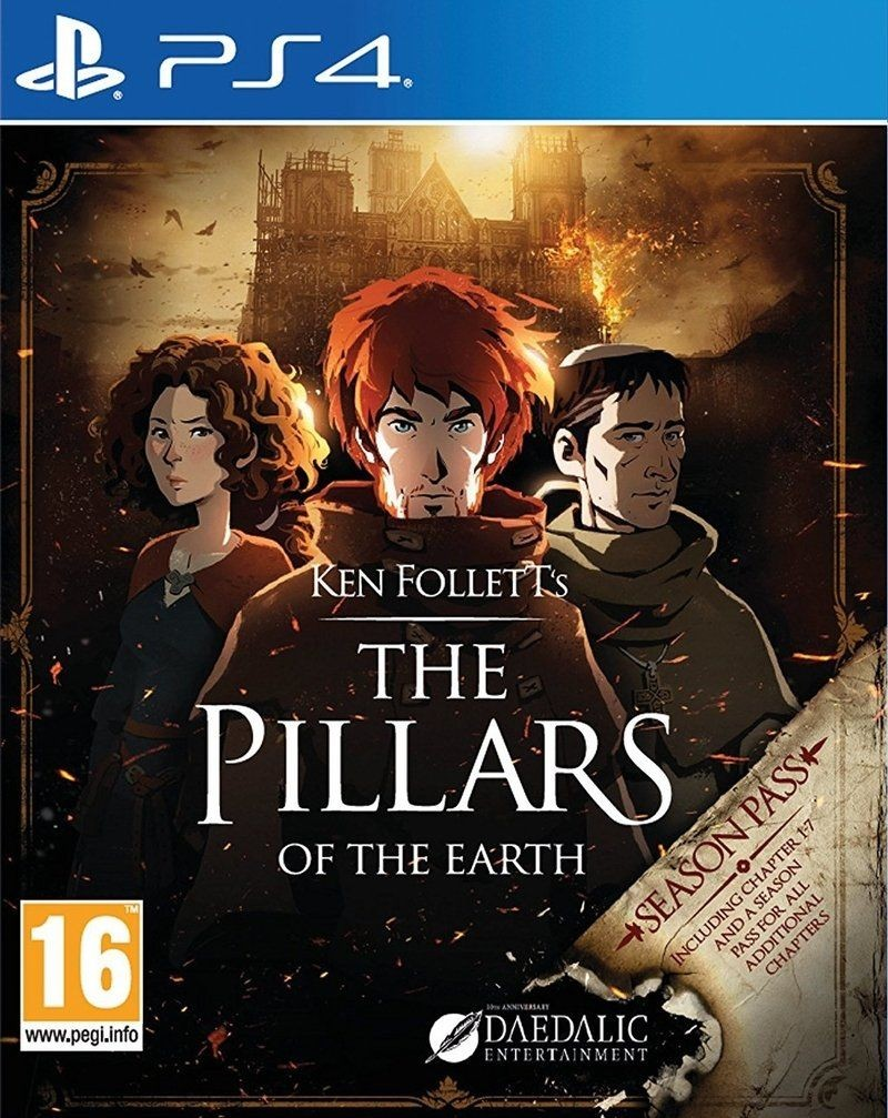 The Pillars of the Earth Русская Версия (Xbox One)