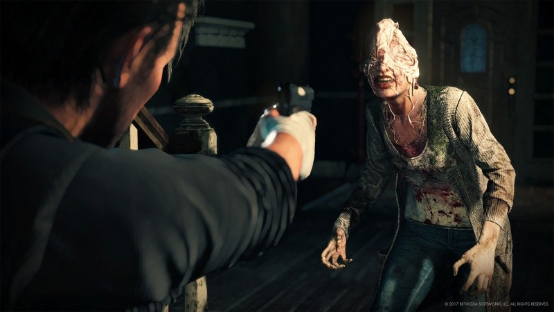 The Evil Within (Во власти зла) 2 Русская Версия (PS4)