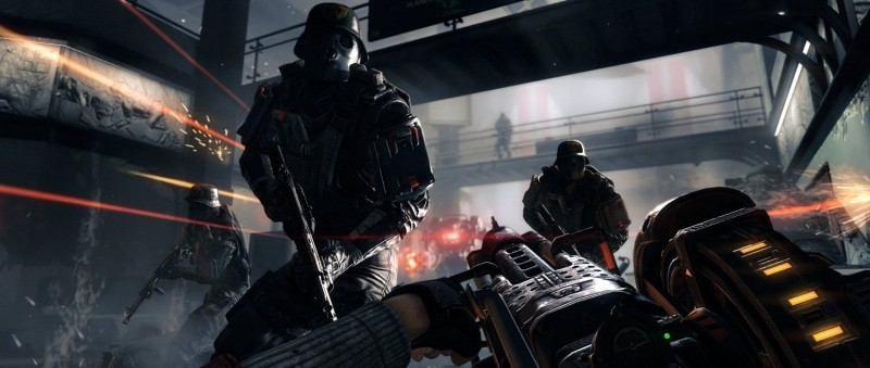 Wolfenstein: The New Order + The Old Blood Double Pack (PS4)
